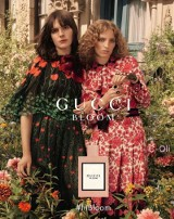 Transseksualna modelka Hari Nef w reklamie perfum Gucci