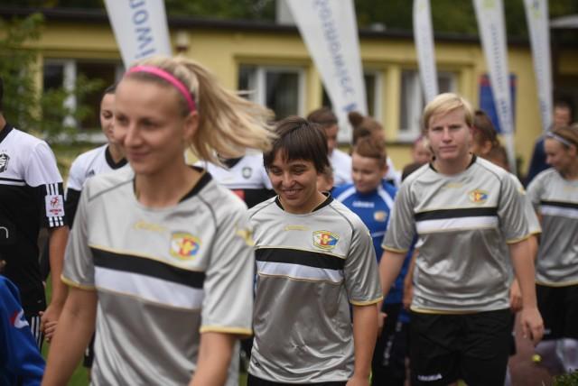 Piłkarki z Sosnowca nie dały rady mistrzyniom Polski