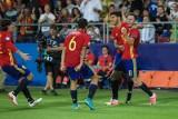 Euro U-21 2017. Mechaniczna pomarańcza. Saul wprowadził Hiszpanię do finału, Włochów wysłał do domu