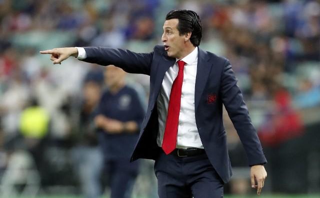 Unai Emery pracował ostatnio w Arsenalu