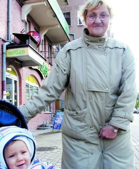 Ełczanka Alfreda Rudzik od września opiekuje się swoim 8-miesięcznym wnukiem Błażejem