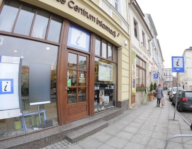 Bydgoskie Centrum Informacji przede wszystkich chce promować książki promujące turystykę w naszym mieście