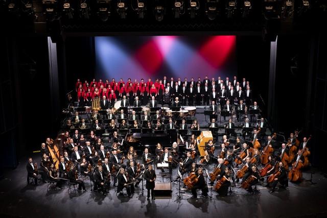"""Orkiestra i chór Opery i Filharmonii Podlaskiej zrealizuje koncert """"Qua Vadis w Rzymie"""" w Teatrze Palladium."""