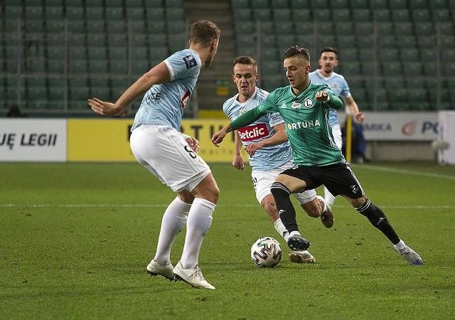 Michał Karbownik posiada 5 asyst