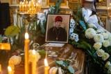 Białystok. Ksiądz Jerzy Mackiewicz nie żyje. Pogrzeb w cerkwi Wszystkich Świętych na Wygodzie celebrował bp supraski Andrzej (zdjęcia)