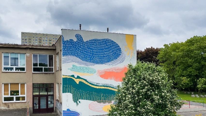 Nowy mural prezentujący zeppeliny zostanie symbolicznie...