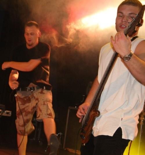 Na zdjęciu grupa Emblema z Sycowa, która występowała w piątek w części konkursowej festiwalu.