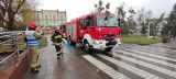 Pożar w archiwum urzędu w Golubiu-Dobrzyniu. Zobacz zdjęcia z ćwiczeń strażaków