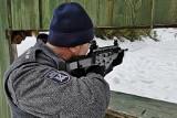 Funkcjonariusze służby więziennej szkolili się z nowego uzbrojenia
