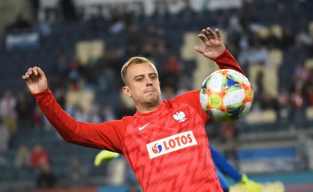 Kamil Grosicki rozegrał w reprezentacji 80 spotkań.