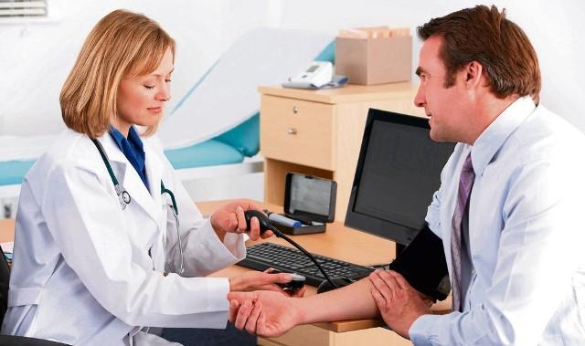 Po rozpoznaniu nadciśnienia tętniczego lekarz najczęściej zleca wiele badań dodatkowych