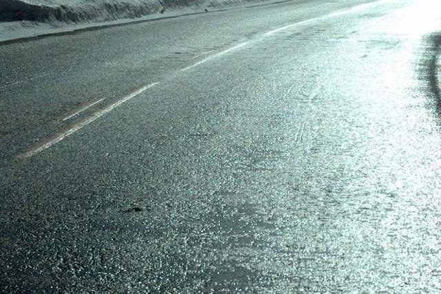 Prognoza pogody dla subregionu południowego zwiastuje oblodzenie dróg i chodników.