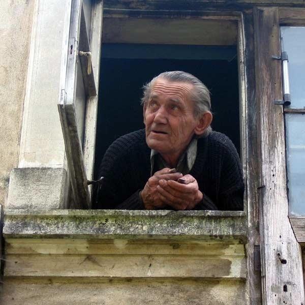Tadeusz Maca: - Marzę o tym, żeby mieć prąd w domu i żyć jak normalny człowiek