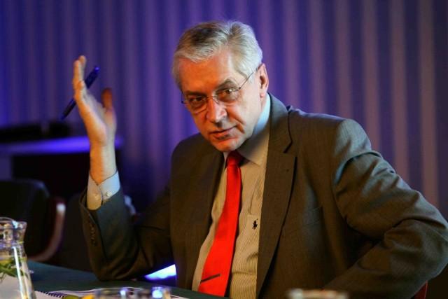 Janusz Rachoń twierdzi, że nie musi być senatorem