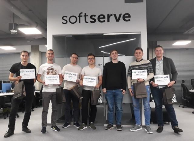 Najlepsi absolwenci SoftServe Academy otrzymują propozycję stażu w firmie