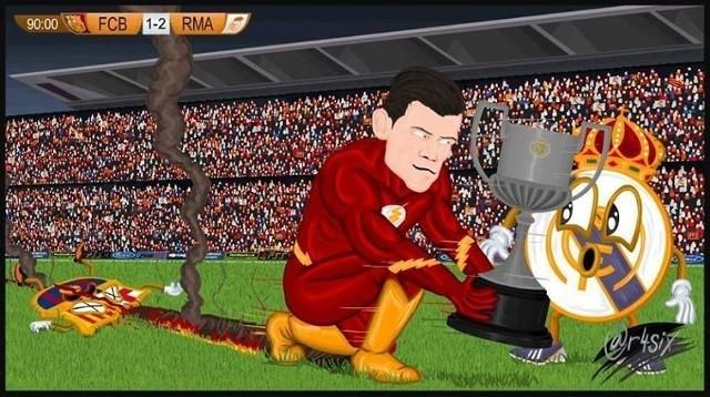 Najlepsze memy po finale Pucharu Króla