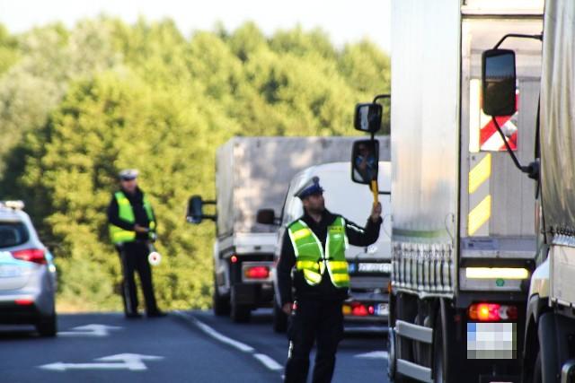 Policjanci przeprowadzili kolejne działania mające na celu poprawę stanu bezpieczeństwa na drogach powiatu międzyrzeckiego. Na drodze K-92, w rejonie Trzciela mundurowi sprawdzili stan trzeźwości prawie 400 kierujących.W czwartek (21 lipca) od wczesnych godzin rannych międzyrzeccy policjanci razem z funkcjonariuszami służby celnej na drodze krajowej K-92 w rejonie Trzciela przeprowadzili działania mające na celu poprawę bezpieczeństwa w ruchu drogowym. Funkcjonariusze, m.in. sprawdzali stan trzeźwości kierowców, czy osoby w pojeździe korzystają z pasów bezpieczeństwa, sposób przewożenia dzieci w samochodzie oraz stan techniczny pojazdów. Funkcjonariusze służby celnej natomiast sprawdzali przewożone ładunki oraz wykorzystując psa tropiącego, sprawdzali wnętrza pojazdów pod kątem narkotyków. W efekcie działań skontrolowali prawie 400 aut, zatrzymali sześć dowodów rejestracyjnych za usterki techniczne pojazdów i nałożyli 10 mandatów karnych za popełnione wykroczenia.Dzięki temu, że do akcji zaangażowano dużą liczbę policjantów, nie powodowała ona większych utrudnień w ruchu, a przez kilka godzin sprawdzono praktycznie wszystkich kierowców jadących w kierunku Świecka. Warto również podkreślić to, że sami kontrolowani kierowcy bardzo chwalili działania policjantów. Pomimo drobnych utrudnień, kierowcy twierdzili, że takie akcje są potrzebne i przynoszą efekty, a dzięki nim wszyscy podróżujący na drogach powiatu czują się bardziej bezpiecznie.Dzięki stale prowadzonym działaniom oraz nagłaśnianiu ich w lokalnych mediach, policjanci zauważyli ogromną poprawę w zakresie kierowania pojazdami pod wpływem alkoholu. Akcji oraz badań jest coraz więcej, natomiast nietrzeźwych kierowców znacznie mniej, niż w ubiegłych latach. Policjanci tylko w pierwszym półroczu 2016 roku sprawdzili stan trzeźwości aż ponad 13 tysiącom kierujących (z tego ujawniono 31 nietrzeźwych kierowców). Mundurowi w wyniku swoich działań w ciągu pierwszych sześciu miesięcy tego roku zatrzymali 225 dowodów reje