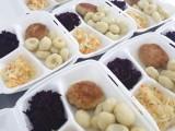 Jedzenie w szpitalach. Tak wyglądają posiłki w 105. Kresowym Szpitalu Wojskowym w Żarach