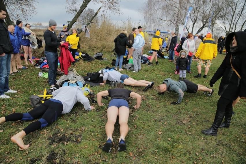 Podlaski Klub Morsów rozpoczął sezon zimowy w Wasilkowie