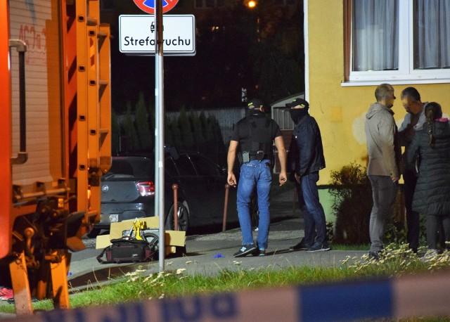 Do strzelaniny doszło na osiedlu Toruńskim w Inowrocławiu