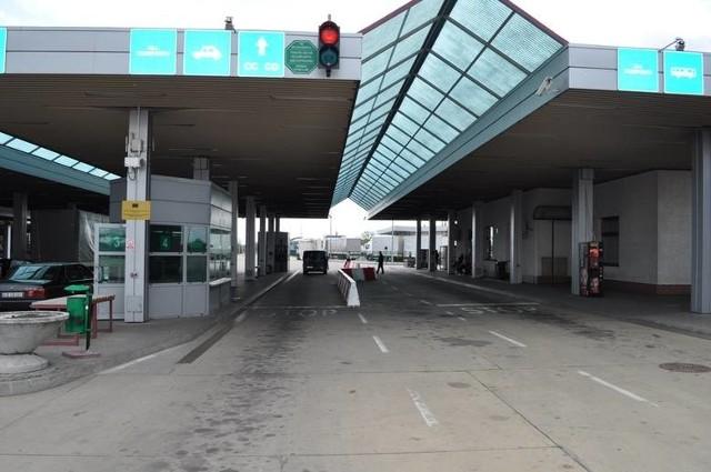 Przejście graniczne w Dorohusku