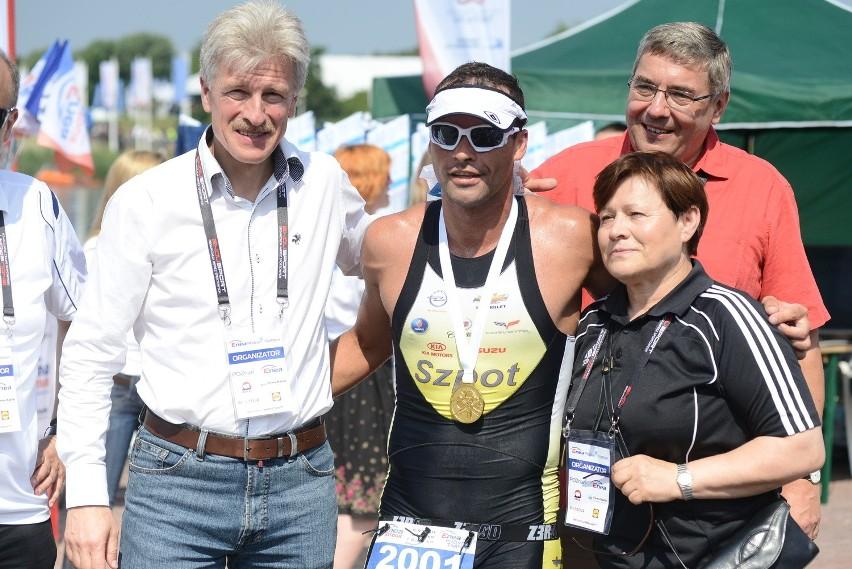 Na liście startowej pilskiego triathlonu są m.in. prezydent...