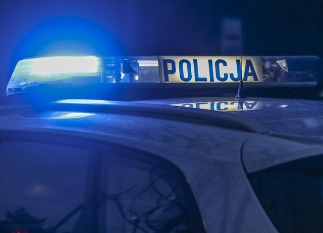 Policja zwraca się z prośbą do świadków zdarzenia.