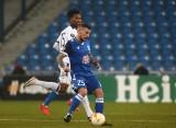Oceniamy piłkarzy Lecha Poznań w meczu z Glasgow Rangers (0:2). Porażka i bezbarwny występ Kolejorza na pożegnanie z Ligą Europy