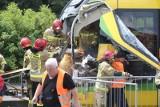 Prokuratura bada sprawę wypadku tramwajów na Starołęce. Przeprowadzono specjalistyczne oględziny tramwaju linii 12