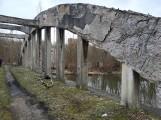 Z niemieckiego brzegu Nysy Polska wygląda tu, jakby była w ruinie
