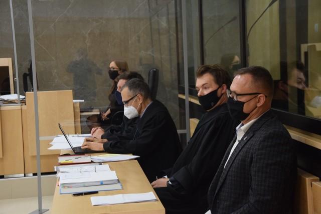 Jest wyrok w rozprawie apelacyjnej prezydenta Sieradza Pawła Osiewały
