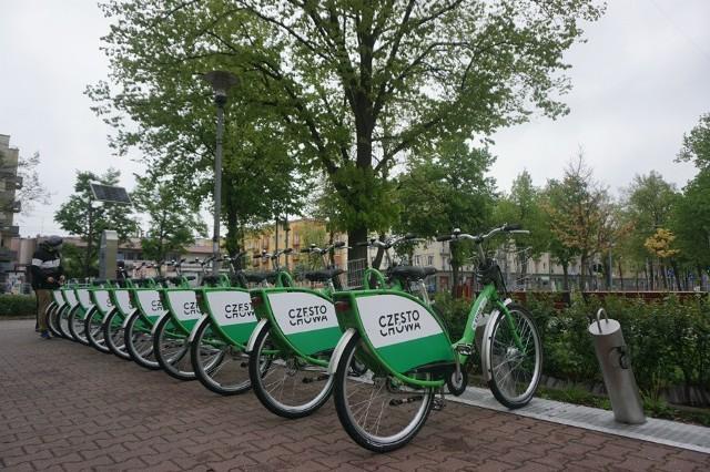Start Częstochowskiego Roweru Miejskiego w tym roku będzie opóźnionyZobacz kolejne zdjęcia. Przesuwaj zdjęcia w prawo - naciśnij strzałkę lub przycisk NASTĘPNE