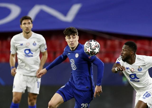 Chelsea półfinalistą Ligi Mistrzów. Porażka w rewanżu z FC Porto