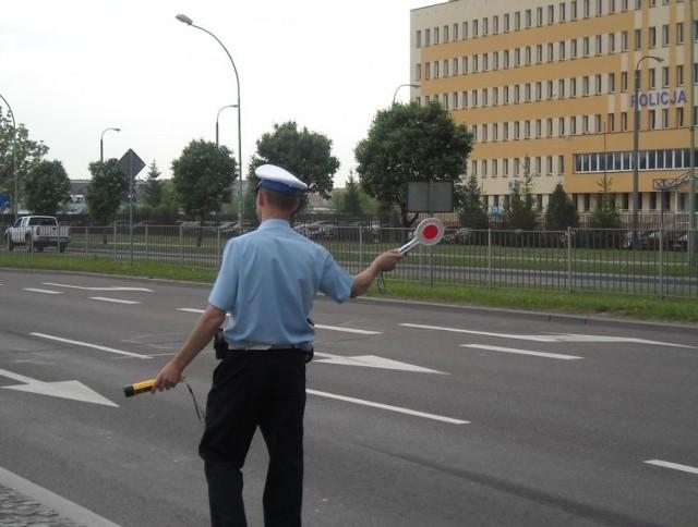 Policja w Suwałkach zatrzymała trzech pijanych kierowców jednego popołudnia