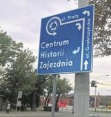 Wrocławskie kuriozum: Do muzeum nie skręcisz w lewo. Musisz objechać pół osiedla