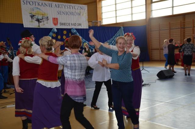 III Konkurs Twórczości Artystycznej Seniorów w Świeciu nad Osą