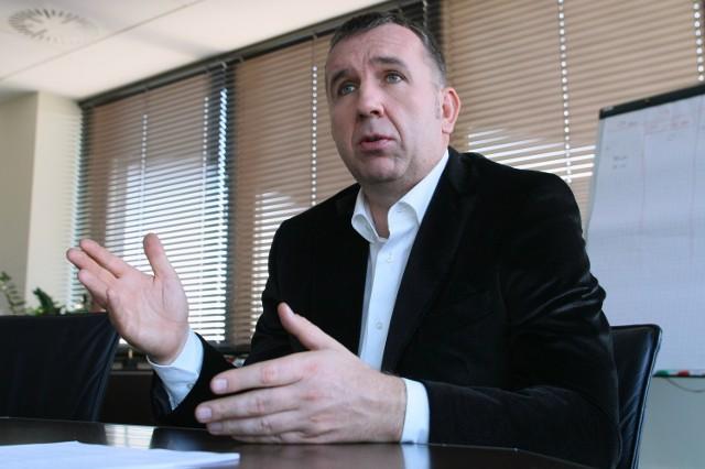 Michał Sołowow, pierwszy na liście najbogatszych mieszkańców Świętokrzyskiego.