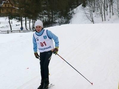 Joanna Jakieła była bezkonkurencyjna w SLSZ w roczniku 1999-2000 Fot. Zdzisław Karaś