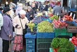 Wtorkowe ceny na bazarach w Kielcach. Tanieją ziemniaki i jabłka. Co zdrożało? [FOTO]