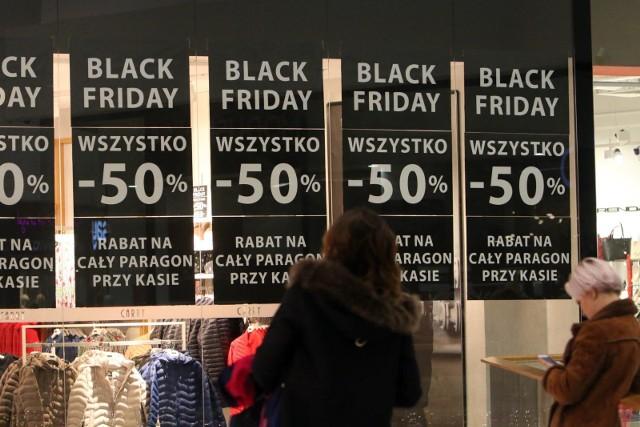 Zdaniem ekspertów trudno ocenić jakie wyniki zanotuje tegoroczna edycja black friday.