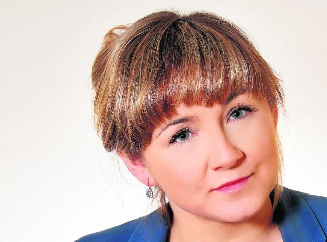 Beata Sikora-Nowakowska, rzecznik prasowy OIP w Katowicach.