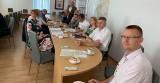 Trwają prace nad projektem mostu w Teodorowie. Kolejne spotkanie w starostwie powiatowym w Ostrołęce. 22.07.2020. Zdjęcia