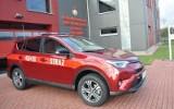 Karty paliwowe i nowy samochód, czyli strażakom będzie łatwiej