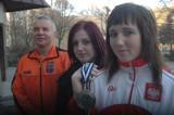 Groźne siostry z medalami