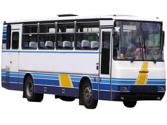 W chwili zatrzymania kierowca jechał sam, jednak za chwilę do autobusu miały wsiąść dzieci