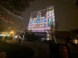 ZAJAWKA Magiczne, świąteczne, multimedialne show w centrum miasta. Zobaczcie!