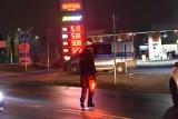 Rybnik. Napad na stację paliw. Policja użyła broni. Bandyta sterroryzował obsługę nożem