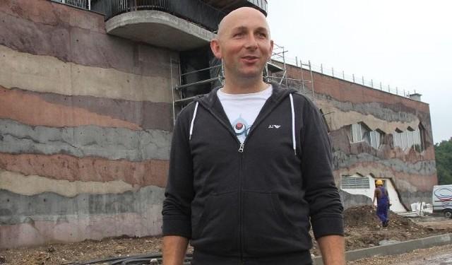 - Laboratoria, które stworzyliśmy są najwyższej klasy - mówi Marcin Perz, dyrektor Regionalnego Centrum Naukowo-Technologicznego.