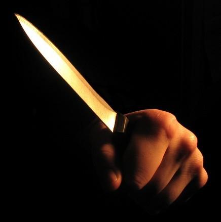 Zaatakował matkę nożem w Przyjaźni