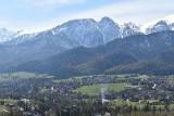 Piękne Tatry kuszą na weekend. Coraz więcej ludzi jedzie w góry. Będzie tłoczno na szlakach?